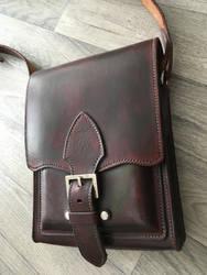 Leather bag by TrueFraxxx