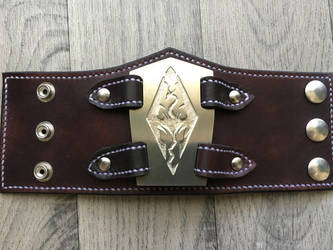 Imperial Dragon Bracelet by TrueFraxxx