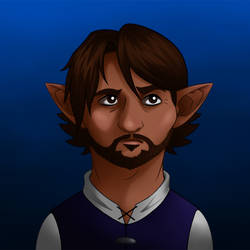 Jack Spriggin - Game Portrait by Jestloo