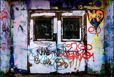 The Gates by jjbertramiv