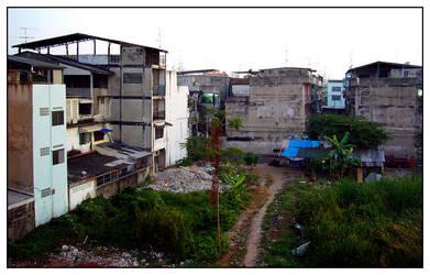 Morning in Bang Bon by jjbertramiv