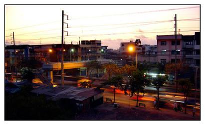 Morning in Bang Bon No. 2 by jjbertramiv