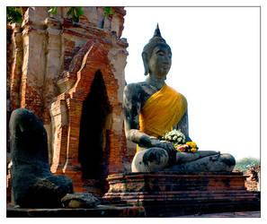 Ayutthaya by jjbertramiv