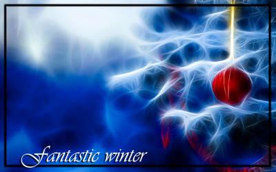 Fantastic Winter by NatsuMi69Kuroi