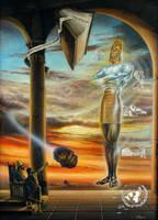 Nebuchadnezzars Dream by joseph-art