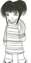 Yiz in a Dress by Froggy-Spaztastic