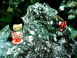 Kohana and Suki by Froggy-Spaztastic