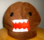 Domo Hat by Froggy-Spaztastic