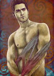 Derek Hale by Sudjino