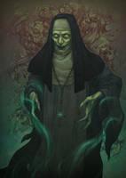 Nun by Sudjino