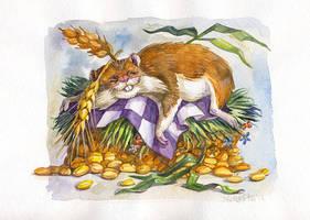 Hamster for Jane by nerresta