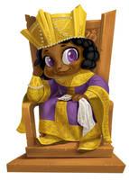 Little queen by nerresta