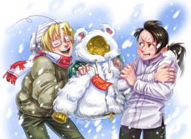 I'll warm u! by nerresta