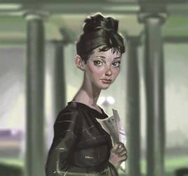 Natasha Rostova by nerresta