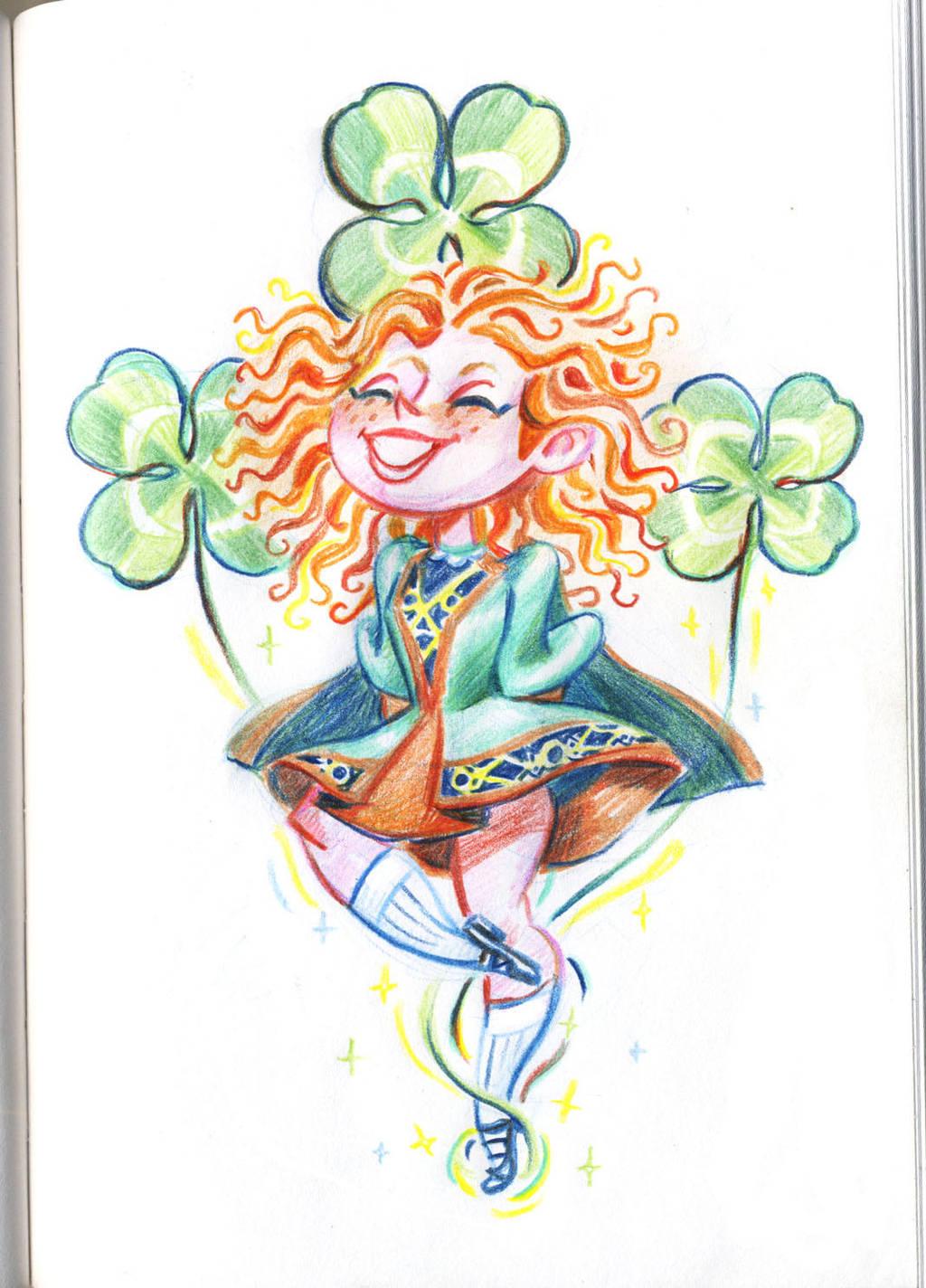 Green Dance by nerresta
