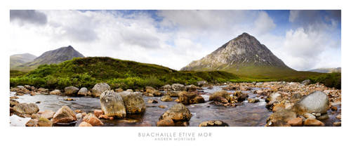 The Big Shepherd of Etive by mortimea