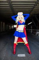 Supergirl by Ani-Mia