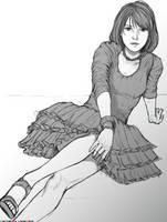 Yajima Maimi by SilverTES