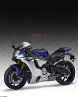 Yamaha R1 Final by SilverTES