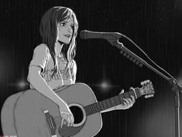 Singer Dream by SilverTES