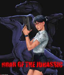 Jurassic Roar by SilverTES