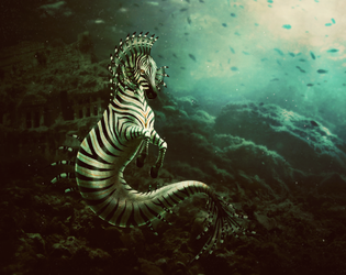 BOTTOM DWELLER by MOONBTCH