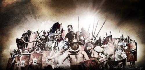 Legion by moohra