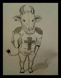 Holy Cow by Ebb-BeL1ke