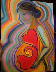Loving Pregnancy by Ebb-BeL1ke