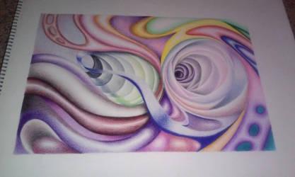 Consciousness by Ebb-BeL1ke