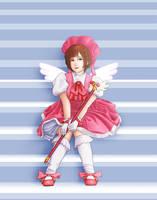 Sakura Kinomoto by raiderswing
