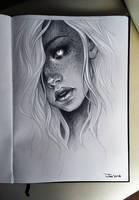 Girl by sashajoe