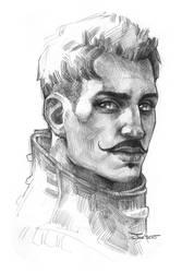 Dorian ver.1 by sashajoe