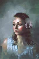 Portrait study #9 by saint-max