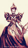 DH - Wind Vampire by saint-max