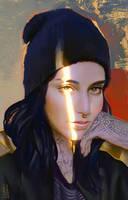 Portrait Study 16 by saint-max