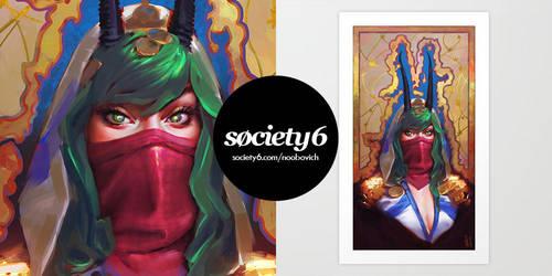 My Society6 Shop by saint-max