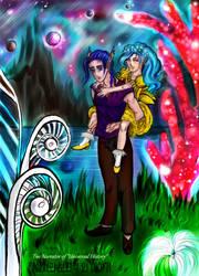 linx Sampiro and Wanda by Nessa-Planet