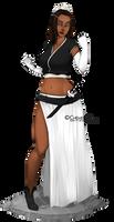 : Bengali Ice Queen by c-hemistry