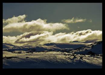 The Snow o7 by PhotographyByChilb