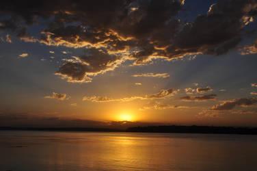 Aloha Sunset by PhotographyByChilb