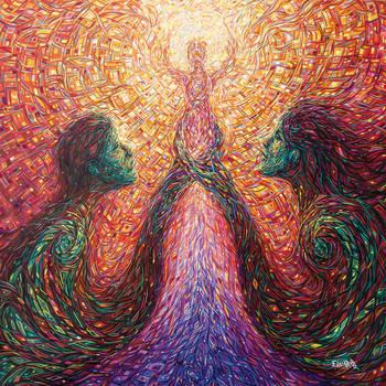 Child of the Light by eddiecalz