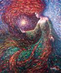 Manifestation of Light by eddiecalz