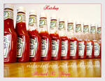Ketchup by richardxthripp