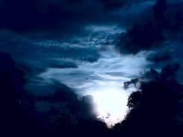 Blue Sunset 22: Spotlight by richardxthripp