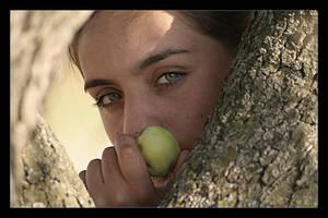 thief of apple by Soczi