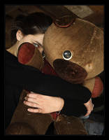 In loving memory of teddy bear by Soczi