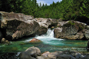 Widgeon Falls by guitarjohnny