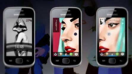 Galaxy Gio Gaga by dmazcobonx