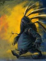 The senior Monstrous by PENSA